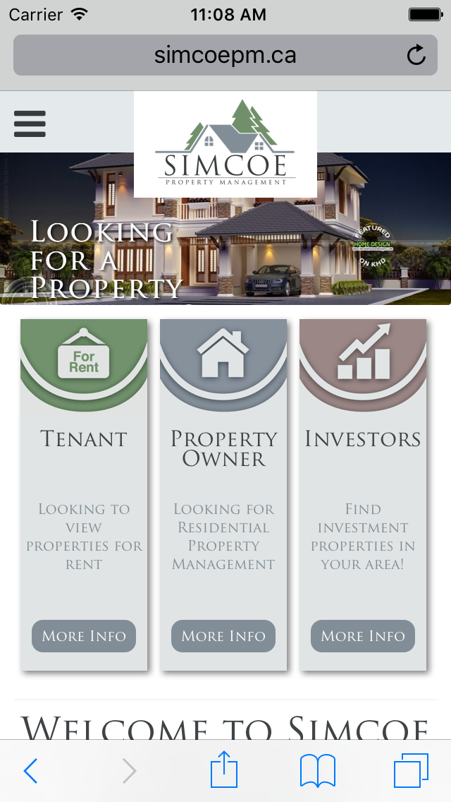 Rental Property Management Company Barrie
