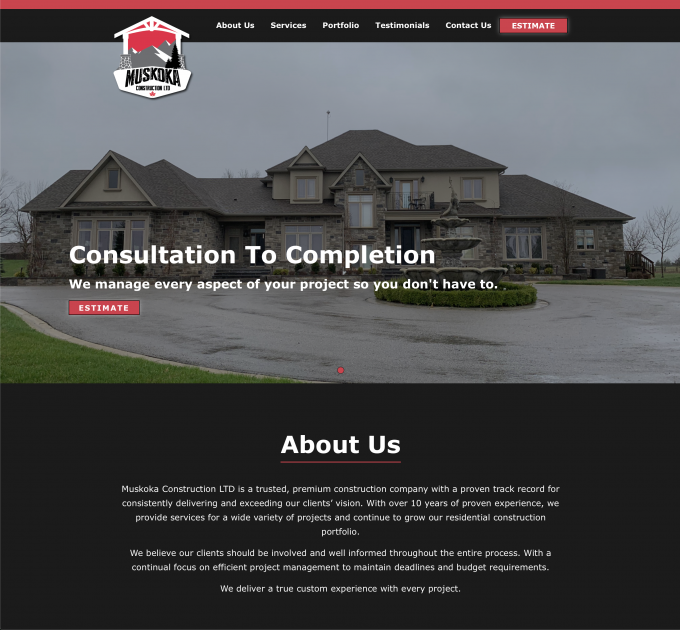 Barrie Website Designers | Media Suite Inc