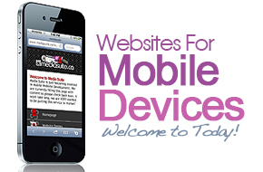 Barrie, Orillia and Simcoe County Mobile Website Design Services