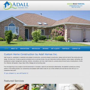 Adall Homes