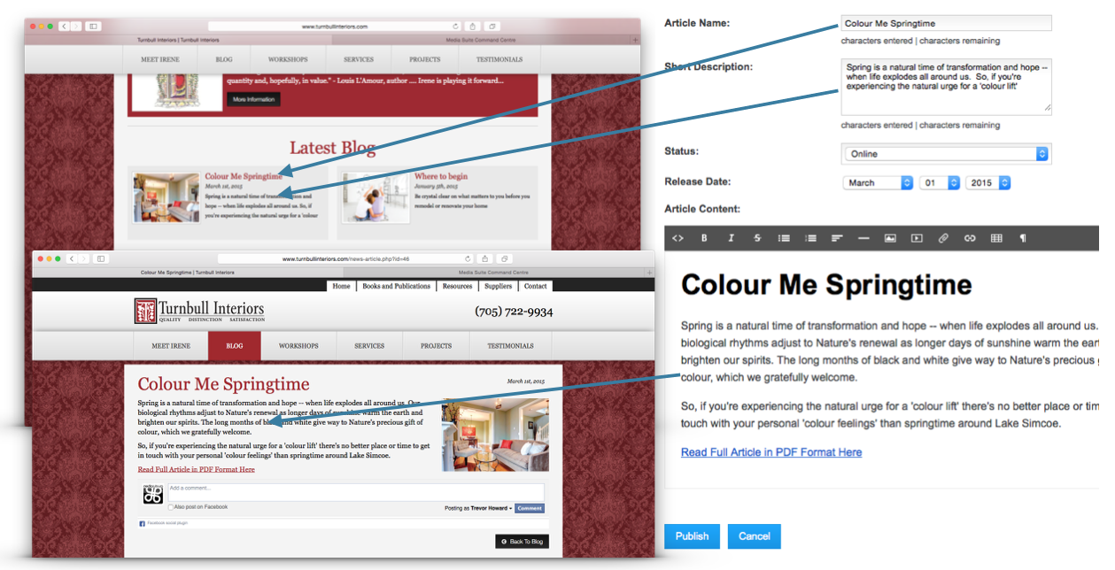 News & Blog | Media Suite Inc